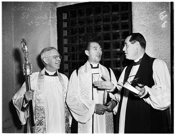 Episcopal convention, 1952