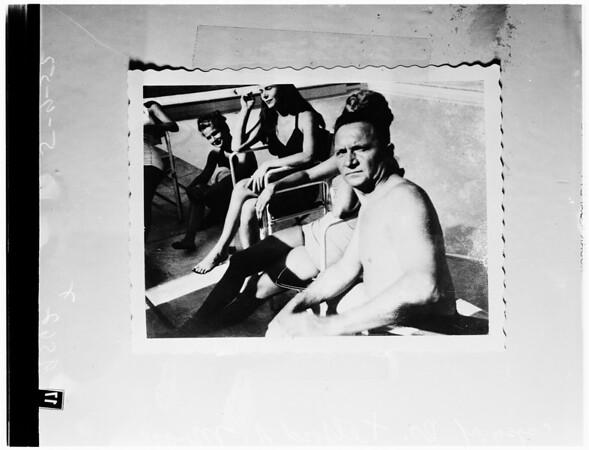 Moore shooting, 1952.
