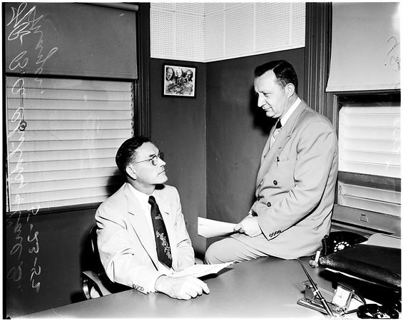 Mayer story, 1952