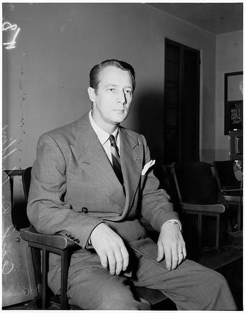 Peerson hearing (shooting), 1952
