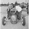 Hot rods, Pomona, 1952