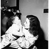 Baby beating, 1952.