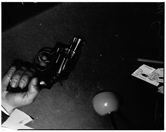 Lomita shooting, 1952