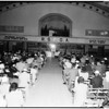 Mass in Culver City Rollerdome, 1952