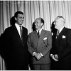 Governor Stevenson arrival, 1952