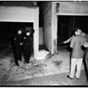 Woman found dead in alley (610 Bonnie Brae Avenue), 1952