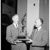 Sigma Tau Sigma Award, National Social Science, 1952
