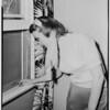 Mystery shot, 9402 Pioneer Boulevard, Los Nietos, 1952.