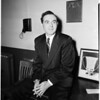 Candidate for Fifth District Supervisor, 1952