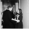 Mrs. Brink's arrest, 1952
