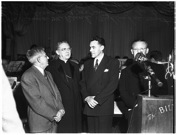 Holy Name pledge, 1952