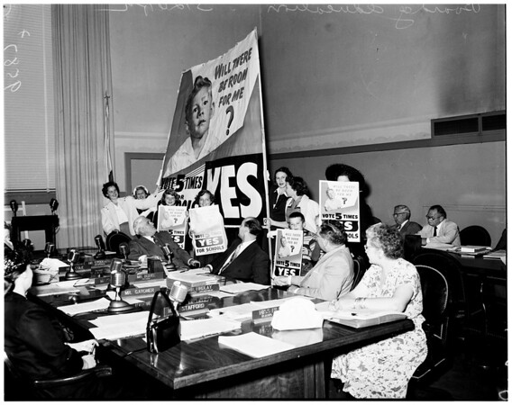 Board of Education (Propositions for School Bonds), 1952