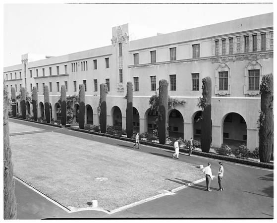 California Institute of Technology seminar, 1952
