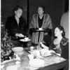 Junior Philharmonic Society tea, 1951
