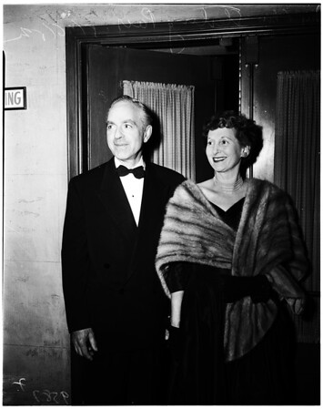 Civic light opera, 1952