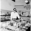 Blind storekeeper, 1952