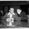 Wife murder hearing, 1952