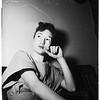 Marijuana suspect, 1952.