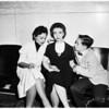 Murder trial, 1955