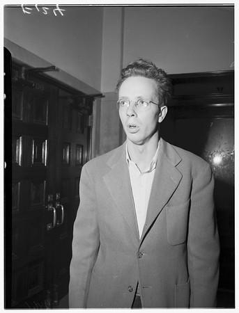 Escape, 1952