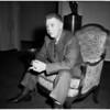 National Arthritis Foundation chairman, 1952