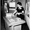 Planning exhibit ... Board of Education (models), 1952