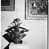 Los Angeles County Museum sculptors' show, 1952