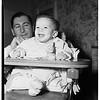 Baby haircut, 1952