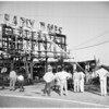 Garage fire (9098 Santa Monica Boulevard, West Hollywood), 1952