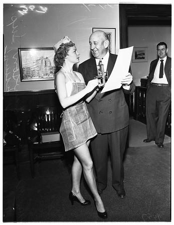 Printing week, 1952.
