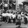 Chinese building dedication, 1952