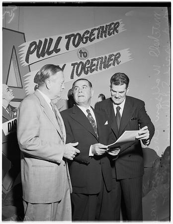 Picture exhibitors, 1952