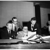 Federal income tax trial, 1952