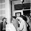 Wedding party lands in jail after brawl at reception, 1952