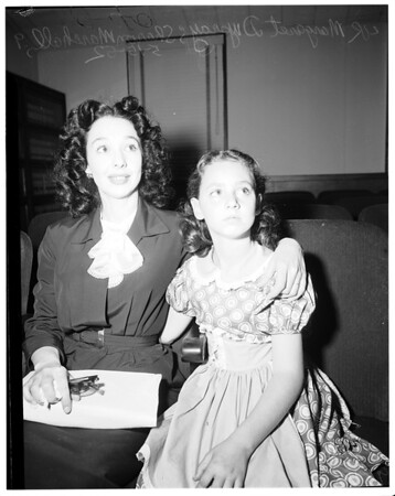 Esate case, 1952