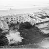 Santa Monica landslide...General views, 1952