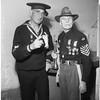 Spanish war veterans (Encampment), 1952