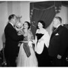 Pre-Candlelight ball party, 1951