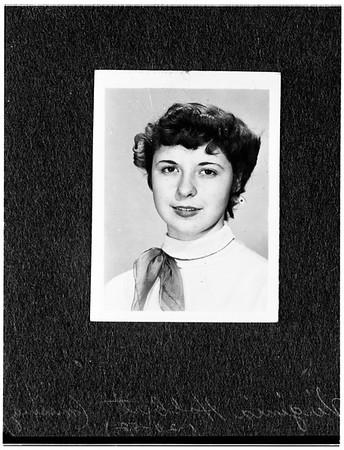 Missing, 1952