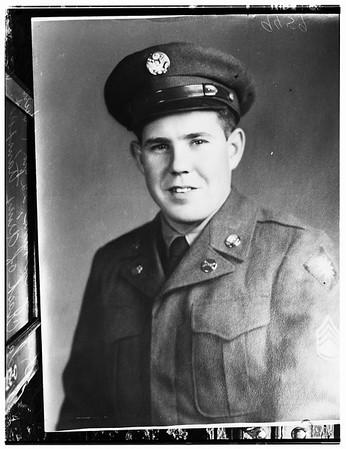 Survivor of Canada plane crash, 1952
