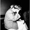 Woman booked at Lincoln Heights (drunk), 1952