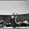 Mary's hour (Los Angeles Memorial Coliseum), 1952