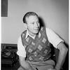 Sports department employee, 1951