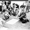 Memorial Day services (Evergreen Cemetery) Nisei rites, 1952