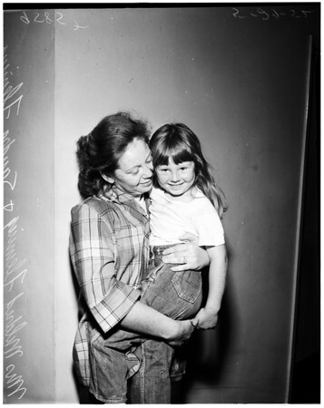 Kidnapping (Puente) San Dimas Sub Station, 1952