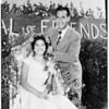 Friendship festival... Queen's coronation, 1952