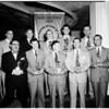 "Salesman ""Sammy"" awards, 1952"