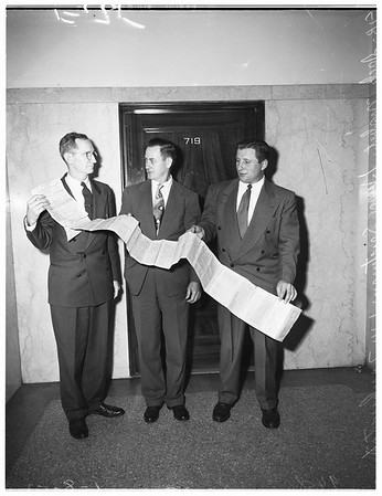 Chambers traffic case, 1952