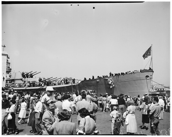 Harbor Day, 1952