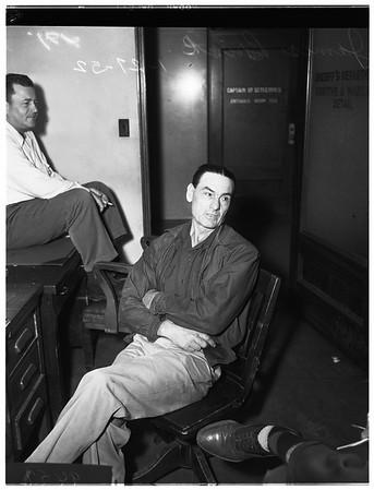 Brink arrest, 1952